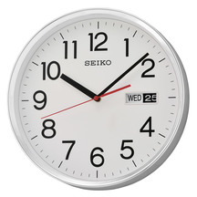 Seiko Decorated Wall Clocks