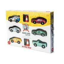 Le Toy Van Monte Carlo Sports Cars