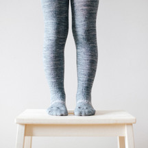 Lamington School Tights - Grey