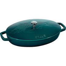 Staub La Mer Fish Oval Dish