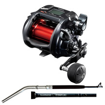 Shimano Plays 4000 Electric Reel / Status PE3-5 Bent Butt...