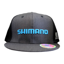 Shimano Ocea Cap - Grey/Black