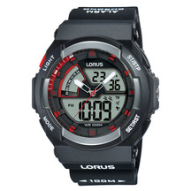 Lorus Men's Sports Duo Chronograph Watch