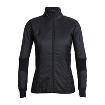 Icebreaker Women's MerinoLOFT ™ Helix Long Sleeve Zip Jacket