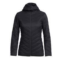 Icebreaker Women's MerinoLOFT ™ Hyperia Hooded Jacket
