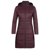 Icebreaker Women's MerinoLOFT ™ Stratus X 3Q Hooded Jacket