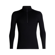 Icebreaker Mens 260 Tech Long Sleeve Half Zip