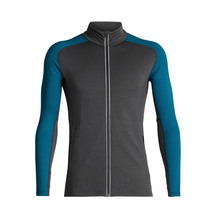 Icebreaker Men's Quantum Long Sleeve Zip