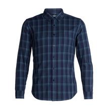 Icebreaker Men's Compass Cool-Lite ™ Flannel Long Sleeve ...