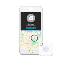 Tile Mate URB Bluetooth 4 Pack Tracker with Replaceable B...
