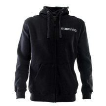 Shimano Zip Up Hoody Black