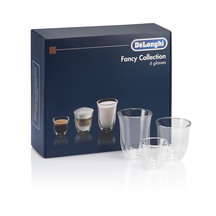 Delonghi Mixed Glasses Set