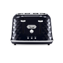 Delonghi Brillante 4 Slice Toaster