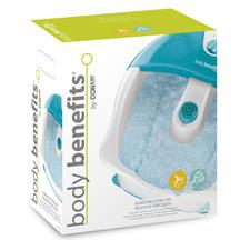 Body Benefits Salon Pamper Pack Foot Spa