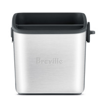 Breville the Knock Box Mini Black Truffle