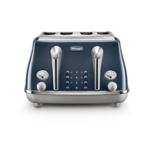 Delonghi Icona Capitals 4 Slice Toaster