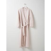 CITTA Bella Women's Linen Dressing Gown