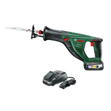 Bosch PSA 18 LI Recip Saw with Bonus Battery and Charger