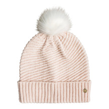 ROXY BEANIE MOON CHILD CLOUD PINK
