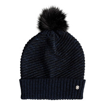 ROXY BEANIE MOON CHILD DRESS BLUES