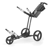 Sun Mountain Pathfinder 3 Pushcart Black