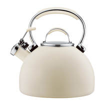 ESSTEELE 1.9L ALMOND STOVETOP KETTLE