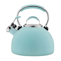 ESSTEELE 1.9L BLUE STOVETOP KETTLE