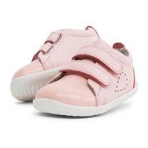 Step Up Grass Court Casual Shoe Seashell Pink