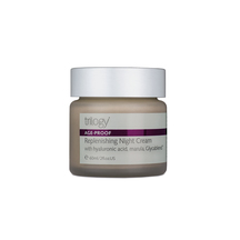 Trilogy Replenishing Night Cream Jar