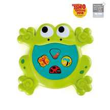 Hape Feed Me Bath Frog