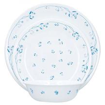 Corelle 18 pce Provincial Blue dinnerware