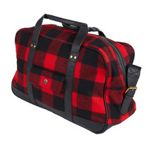 Swanndri Wool Overnight Bag