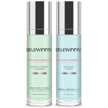Dr LeWinn's Gentle Cream Cleanser / Refining Toner Bundle