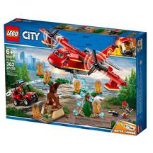 Lego Fireplane