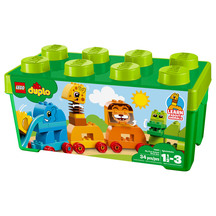 Lego Duplo First Animal Brick Box