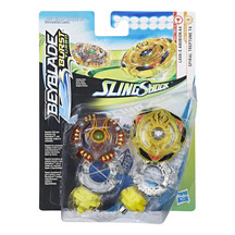 BEY SLINGSHOCK DUAL PACK ASSORTED