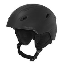Torpedo7 Sector Snow Helmet - Black