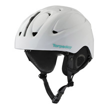 Torpedo7 Kid's Rebel Snow Helmet - White