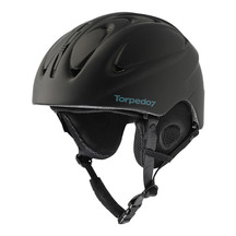 Torpedo7 Kid's Rebel Snow Helmet - Black