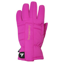 Torpedo7 Tots Igloo Gloves - Hot Pink