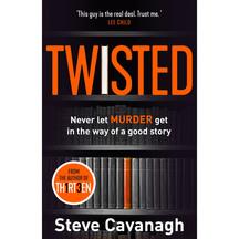 Twisted  - Steve Cavanagh