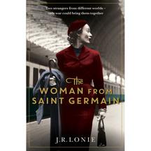 Woman From Saint-Germain  - J.R. Lonie