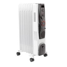 Endeavour 7 Fin Oil Column Heater with Fan