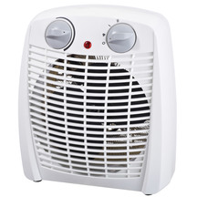 Sheffield Fan Heater with Adjustable Thermostat