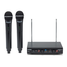 Samson Stage 212 Vhf Dual Channel Handheld Wireless System