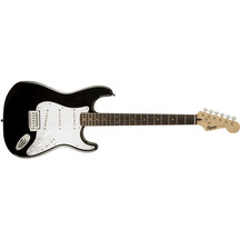 Squier Bullet Stratocaster Guitar With Tremolo - Black
