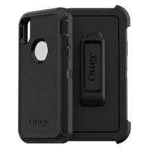 Otter Box Defender Case for iPhone XS - Black