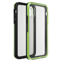 Lifeproof Slam Case for iPhone XS - Black Lime