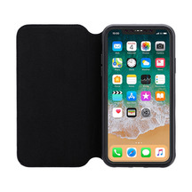 3SIXT SlimFolio Case for iPhone XS - Black