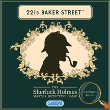 Scherlock 221B Baker Street Game